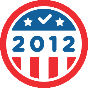I voted 2012