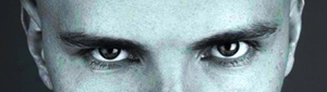 Billy Corgan's Eyes