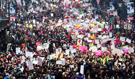 Womens March - January 21, 2017