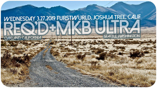 REQ'D + MKB Ultra at Furstworld